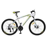 "Велосипед Profi 26"" G26 Hardy A26.3 Белый"