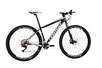 """Велосипед 29"""" Cannondale F-Si Carbon 3 рама - XL черный 2016"""