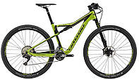 "Велосипед 29"" Cannondale Scalpel SI 4 Carbon рама - M ARG зеленый 2017"