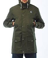 Парка Ястребь, мужская куртка(олива) весна\осень