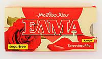 Жевательная резинка мастика-роза, без сахара, фото 1