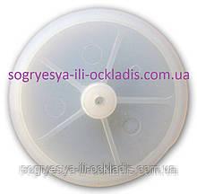 Тарелка штока пластм. 38 и 50 мм под мембраны 49(53) и 73 мм (без фир.уп) колонок пр-во Китай, код сайта 0266