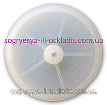 Тарілка штока пластм. 38 і 50 мм під мембрани 49(53) і 73 мм (без фір.уп) колонок пр-у Китай, код сайту 0266