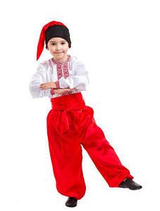 """Детский карнавальный костюм """"Украинец-Казачок"""" для мальчика"""
