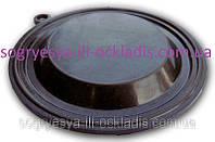 Мембрана резиновая 76 мм (черная-красная, без фир.упак) колонокNeva Lux 4510, 4511, 4513, код сайта 0279