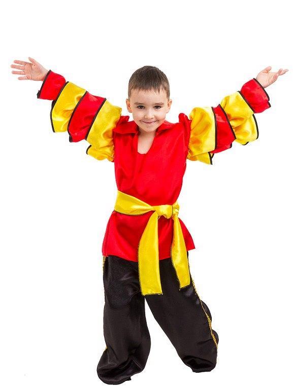 """Детский карнавальный костюм """"Испанец"""" для мальчика"""