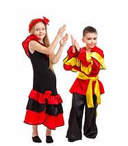 """Детский карнавальный костюм """"Испанец"""" для мальчика, фото 3"""