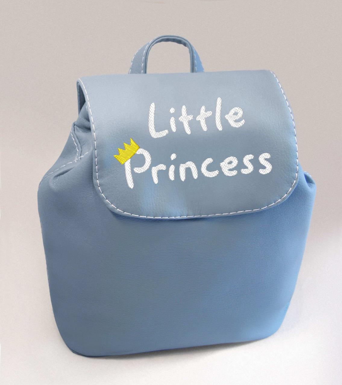 "Дитячий рюкзак ""Little Princess"" 06"
