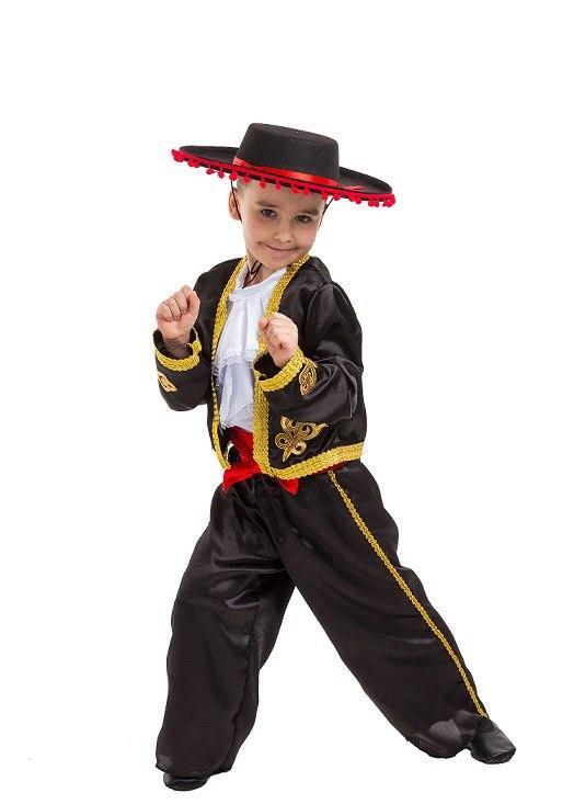 """Детский карнавальный костюм """"Тореадор"""" для мальчика"""