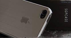 Чехол для iPhone 4 — Metalic
