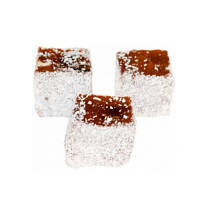 "Лукум ""Кубик з арахісом та смаком абрикосу"" 2кг Natural Food"