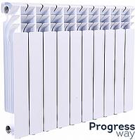 Радиатор биметаллический Интеграл 500х80 Турция