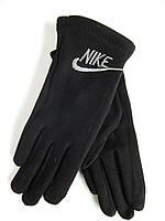 Подростковые трикотажные перчатки на флисе Nike оптом