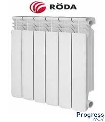 Алюминиевые радиаторы Рода 500х82 Германия