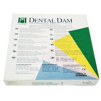 Платки для раббердама  Dental Dam Medium Hygenic (США)