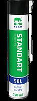 Пена монтажная RINO  STANDART  50 L RF-750, фото 1