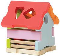Будиночок-сортер, Cubika, фото 1