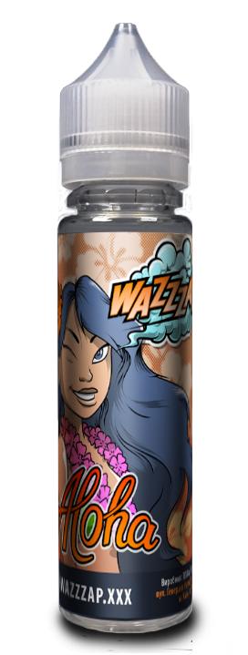 Wazzzap ALOHA - 60 мл VG/PG 70/30