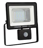 Светодиодный прожектор 20W 1000Lm (с датчиком движения)