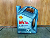 Масло моторное Shell Helix HX8 5W-40 (4л)