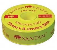 Фум лента SТ для газа PROFI 19 мм*0,2 мм*20 м