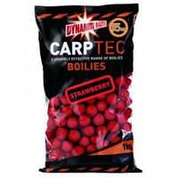 Бойлы 15мм. 1кг. (клубника) Carp-Tec Strawberry