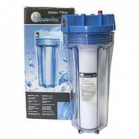 """Фильтр для очистки воды Aquavita 1"""", 2-х составной, усиленный"""