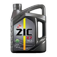 Zic X7 10w40 Diesel RV Моторное масло  6л