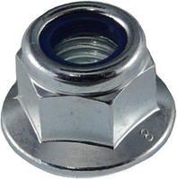 DIN 6926 Гайка М5 шестигранная самоконтрящиеся с шайбой