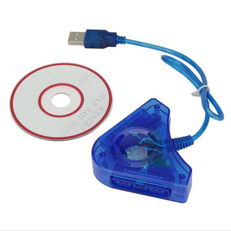 Переходник USB для джойстиков PS1 PS2 PSX юсб адаптер Playstation конвертер конвертор sony джойстик