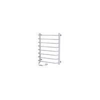 Полотенцесушитель электрический NAVIN Лестница Симфония 480х800 белый, левосторонний