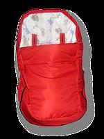 Конверт Baby Travel Classic (Красный)