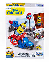 Mega Bloks Миньоны на скутере Minions Scooter Escape