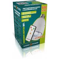 Лампа LP-8201R LA 800мАч  Цоколь E27