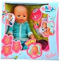Кукла Пупс Baby Born (Беби Борн) BB 8001 D