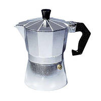 Кофеварка гейзерная Con Brio CB-6109 (9 чаш,450мл)