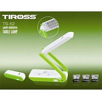 Лампа настольная аккумуляторная TIROSS TS 52