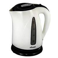 Чайник VIMAR VK 2014 White/black