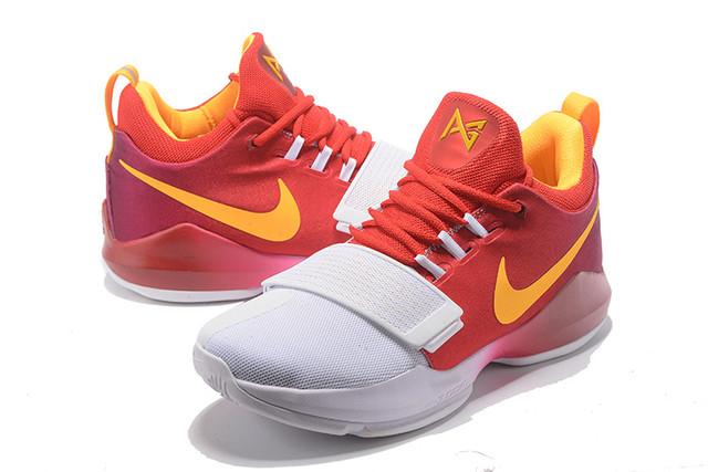 Баскетбольные кроссовки Nike Zoom PG1