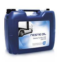 Масло моторное NESTE Turbo LXE 10W-40  20 л