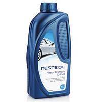 Масло моторное NESTE Premium 10W-40  1 л