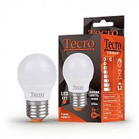Лампа LED TECRO TL-G45-6W-4K-E27