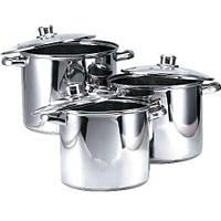 Набор посуды AURORA AU 532 (6 пр.)