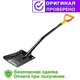 Совкова лопата Fiskars для бетону (132911)