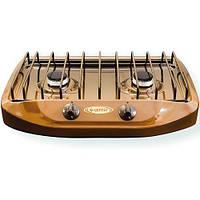 Плита настольная GEFEST 700-02 коричневая