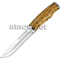 Нож охотничий, серия Hunting&Fishing 2252 (рукоять - береста)
