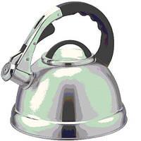 Чайник для плиты AURORA AU 608 (3.0л, нерж)