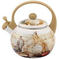 Чайник для плиты AURORA AU 5533 (2.0л, эмаль)