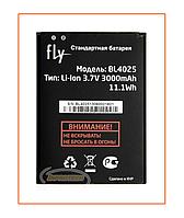 Аккумулятор Fly IQ4411 (BL4025) 3000 mAh Original