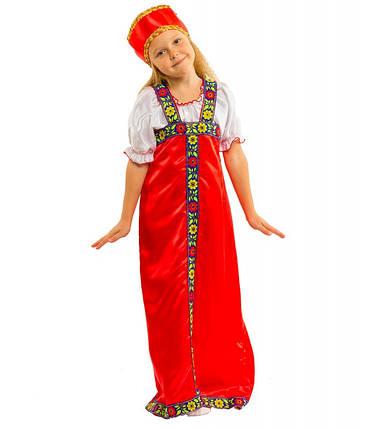 """Детский карнавальный костюм """"Алёнушка"""" для девочки, фото 2"""